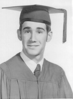 Stuart's High School Graduation in 1967